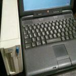 Mac PB3400 にSCSI機器を接続テスト